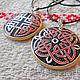 Pendants 'Magic ornaments'. Pendants. Rock garden. Online shopping on My Livemaster.  Фото №2