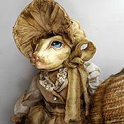 Куклы и игрушки ручной работы. Ярмарка Мастеров - ручная работа Кукла Манишка.. Handmade.