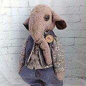 Куклы и игрушки ручной работы. Ярмарка Мастеров - ручная работа Эд.. Handmade.