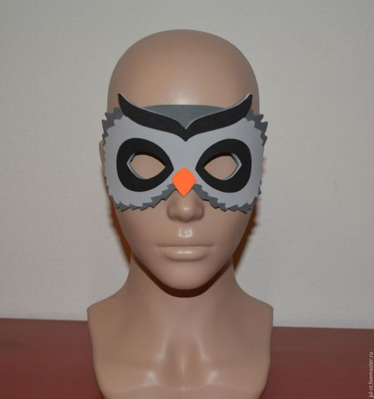 Карнавальные костюмы ручной работы. Ярмарка Мастеров - ручная работа. Купить Детские маски по 120 р.. Handmade. Комбинированный, фотосессия
