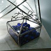 Свадебный салон ручной работы. Ярмарка Мастеров - ручная работа Свадебная шкатулка для колец. Handmade.