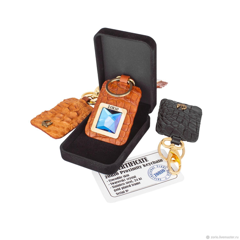 Брелок ZORIO Prestige с чипом для контроля доступа