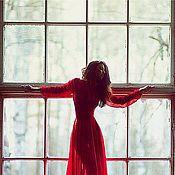 Одежда ручной работы. Ярмарка Мастеров - ручная работа платье прозрачное. Handmade.