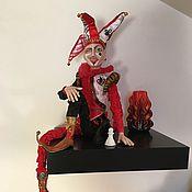 Куклы и игрушки handmade. Livemaster - original item Joker. Handmade.