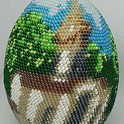 Подарки к праздникам ручной работы. Ярмарка Мастеров - ручная работа Яйцо на Пасху. Handmade.
