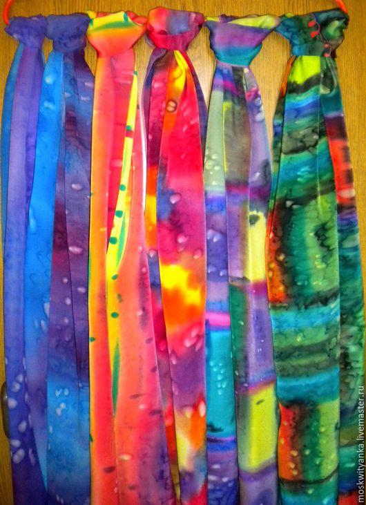 Легкие веселые шарфики на любой вкус!!!