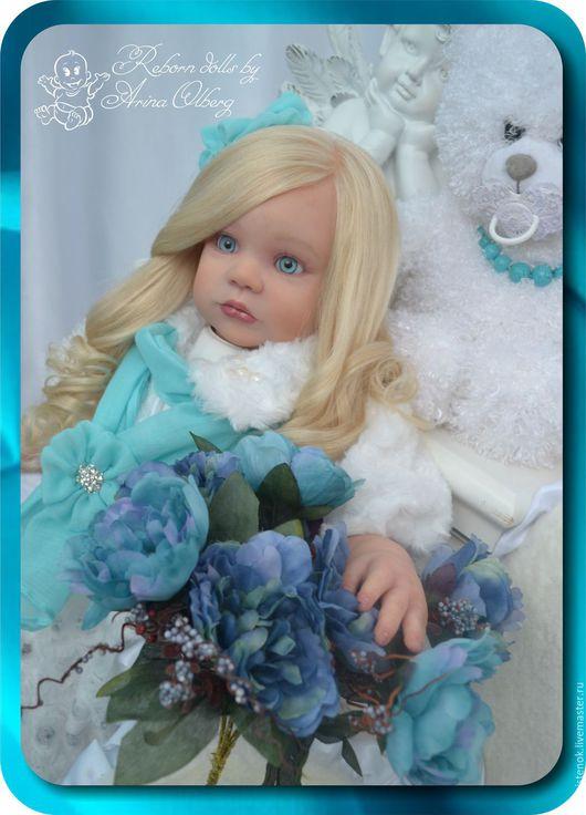 Куклы-младенцы и reborn ручной работы. Ярмарка Мастеров - ручная работа. Купить АЛЛА(молд Gabriela by Regina Swialkowski). Handmade.
