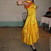 Одежда ручной работы. Ярмарка Мастеров - ручная работа Платье для Фламенко. Handmade.
