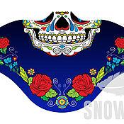 Одежда ручной работы. Ярмарка Мастеров - ручная работа Ветрозащитная маска с черепом Skull #4. Handmade.