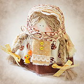 """Куклы и игрушки ручной работы. Ярмарка Мастеров - ручная работа Крупеничка """" За грибочками"""". Handmade."""