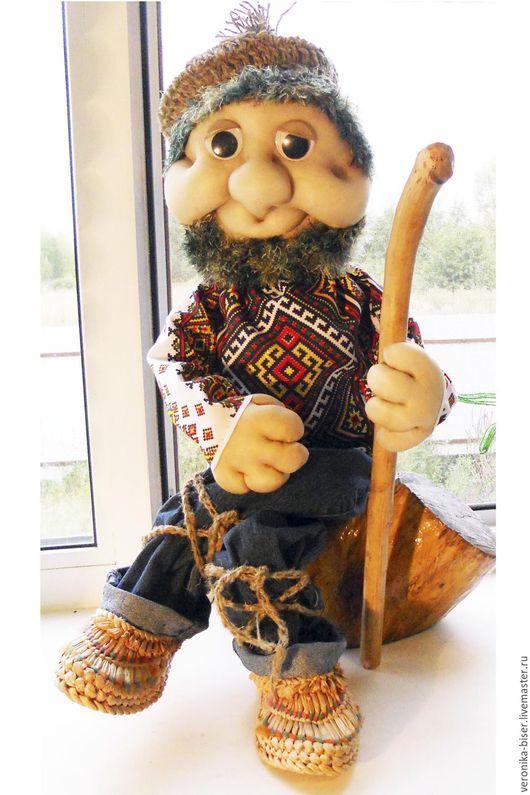Сказочные персонажи ручной работы. Ярмарка Мастеров - ручная работа. Купить Кукла из капрона.. Handmade. Комбинированный, кукла интерьерная