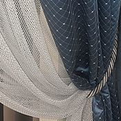 Шторы ручной работы. Ярмарка Мастеров - ручная работа Комплект штор Dinastia. Handmade.