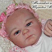 Куклы и игрушки ручной работы. Ярмарка Мастеров - ручная работа Кукла реборн Варенька. Handmade.