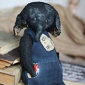 Куклы и игрушки handmade. Livemaster - original item Elephant Teddy Bob. Handmade.