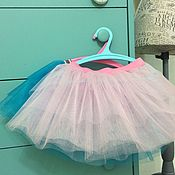 Работы для детей, handmade. Livemaster - original item Skirt for your Princess. Handmade.
