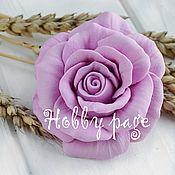 Материалы для творчества handmade. Livemaster - original item Silicone mold rose South. Handmade.