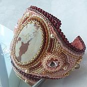 Украшения handmade. Livemaster - original item Bracelet with Jade Inspiration. Handmade.