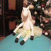 Куклы и игрушки ручной работы. Ярмарка Мастеров - ручная работа Белая Лошадь. Handmade.