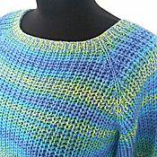"Одежда handmade. Livemaster - original item Pullover ""Lika"". Handmade."