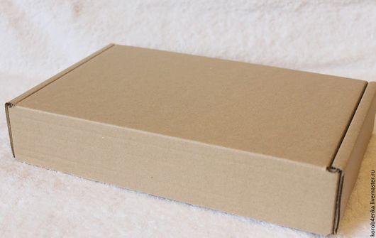 Упаковка ручной работы. Ярмарка Мастеров - ручная работа. Купить Коробки почты России 42,5 x 26,5 x 19 см. Handmade.