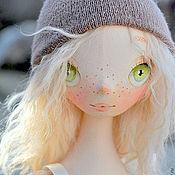 Куклы и игрушки ручной работы. Ярмарка Мастеров - ручная работа Коллекционная кукла Тролька. Handmade.