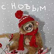 Куклы и игрушки ручной работы. Ярмарка Мастеров - ручная работа Кабы  не было зимы.... Handmade.