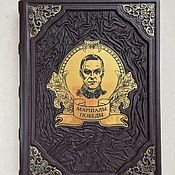 Сувениры и подарки handmade. Livemaster - original item Marshals of Victory (leather gift book). Handmade.
