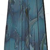 Юбки ручной работы. Ярмарка Мастеров - ручная работа Тайна океана    . юбка полусолнце. Handmade.