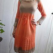 Одежда ручной работы. Ярмарка Мастеров - ручная работа платье для девушки. Handmade.