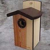 Дача и сад handmade. Livemaster - original item A house for birds