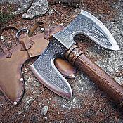 Сувениры и подарки handmade. Livemaster - original item Small hand-forged axe. Handmade.