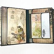 Канцелярские товары handmade. Livemaster - original item Copy of Copy of Copy of Photo album Happy moments. Handmade.