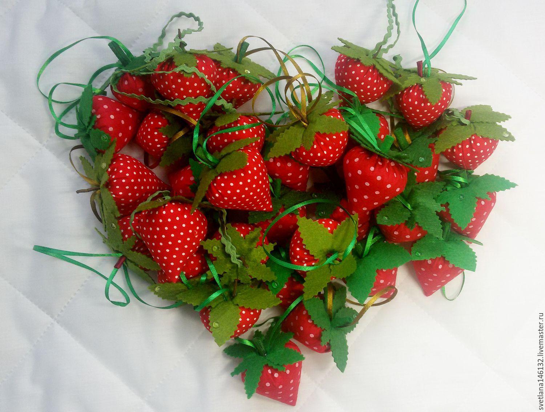 Strawberry, Tilda Decor, Kemerovo,  Фото №1