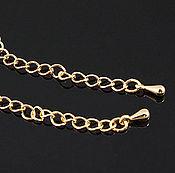 Материалы для творчества handmade. Livemaster - original item The chain extender 5 smotlacha South Korea (art. 2611). Handmade.