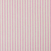 Материалы для творчества ручной работы. Ярмарка Мастеров - ручная работа Ткань Хлопок Розовые полоски. Handmade.