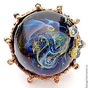 Украшения handmade. Livemaster - original item Ring Space. Handmade.