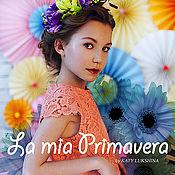 Работы для детей, ручной работы. Ярмарка Мастеров - ручная работа Топ кружевной La mia Primavera. Handmade.