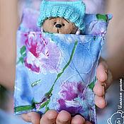 Куклы и игрушки ручной работы. Ярмарка Мастеров - ручная работа Зайка-малышка Тюпа. Handmade.