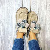 Обувь ручной работы handmade. Livemaster - original item Valenki women`s