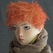 Куклы и игрушки ручной работы. Ярмарка Мастеров - ручная работа Шарнирная кукла Даце (Dace). Handmade.