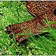 "Mural ""Crocodile"". Pictures. VZBRELO. My Livemaster. Фото №6"