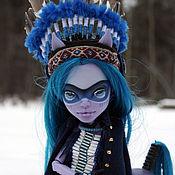 Куклы и игрушки ручной работы. Ярмарка Мастеров - ручная работа ООАК Авея Троттер Monster High. Handmade.