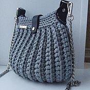 Классическая сумка ручной работы. Ярмарка Мастеров - ручная работа Стильная сумка на каждый день. Handmade.