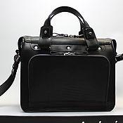Сумки и аксессуары handmade. Livemaster - original item Portfolio: satchel. Handmade.