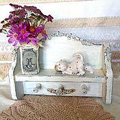 Для дома и интерьера handmade. Livemaster - original item Kitchen shelf Provence large. Handmade.