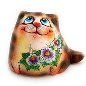 Подарки к праздникам handmade. Livemaster - original item Ceramic figurine