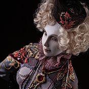 Куклы и игрушки ручной работы. Ярмарка Мастеров - ручная работа Актриса. Handmade.