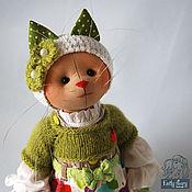 Куклы и игрушки ручной работы. Ярмарка Мастеров - ручная работа Кошечка Dorothy. Handmade.