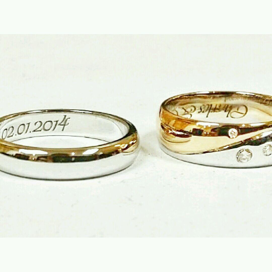 Купить обручальные кольца из желтого золота