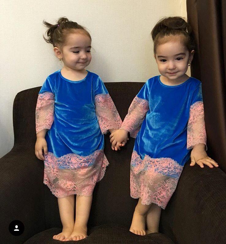 Домашнее платье для малышки